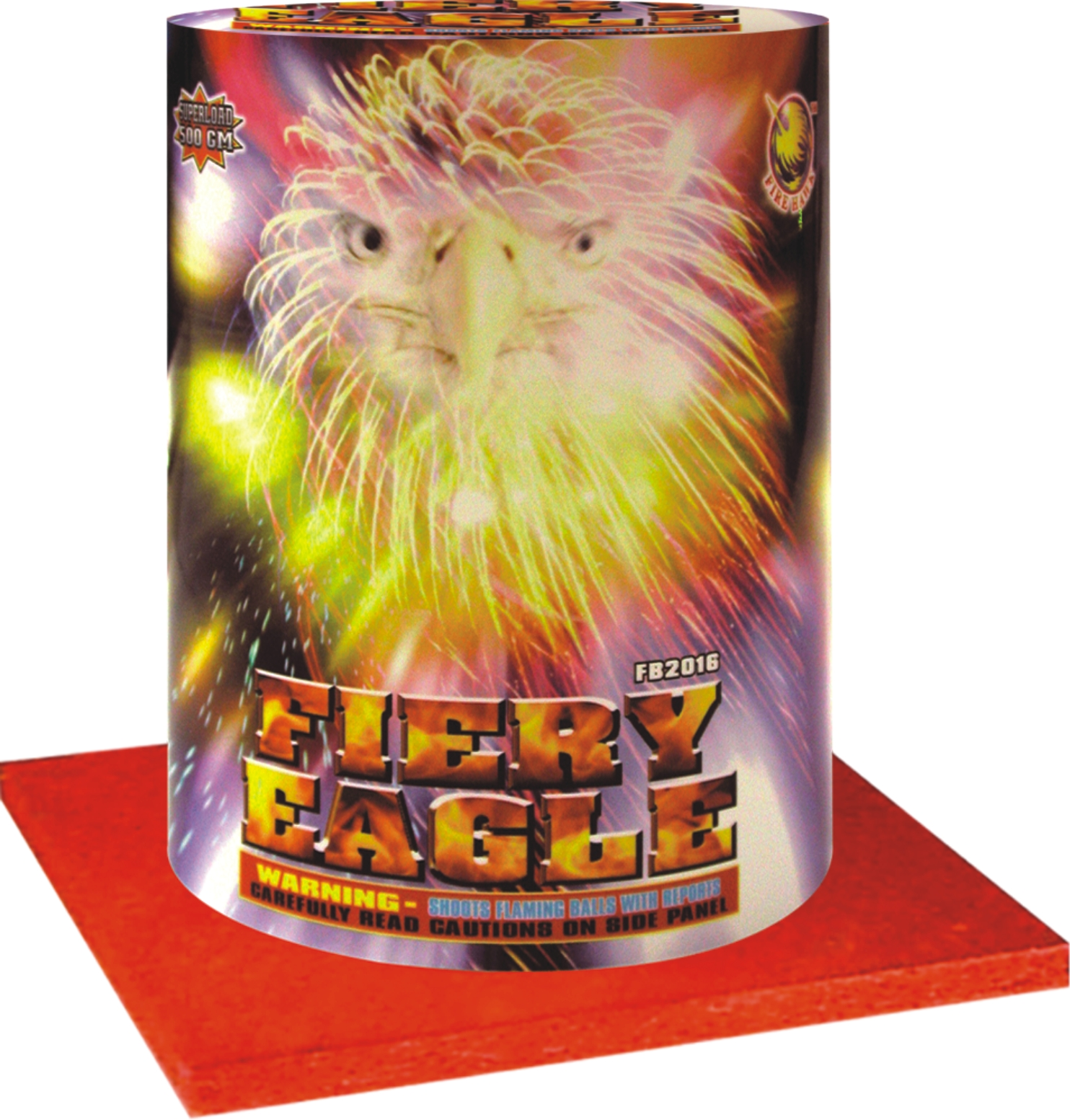 FB2016 Fiery Eagle