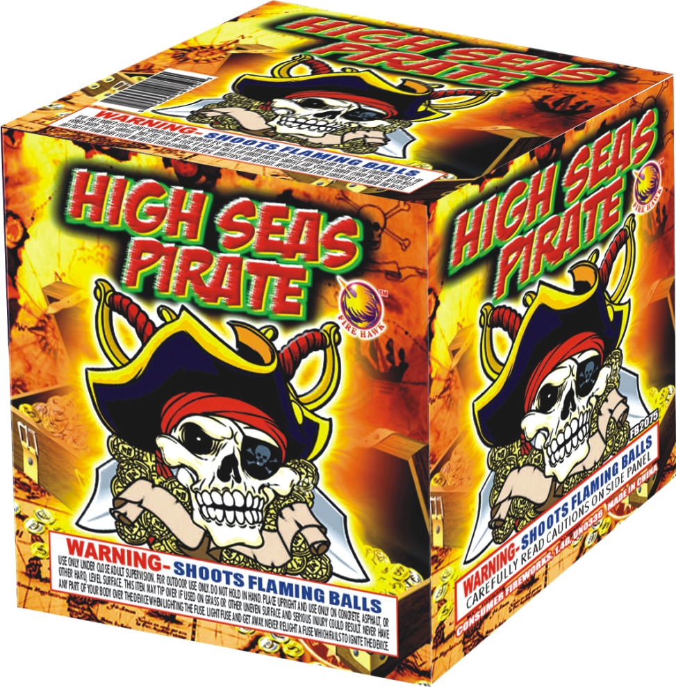 FB2075 High Seas Pirate