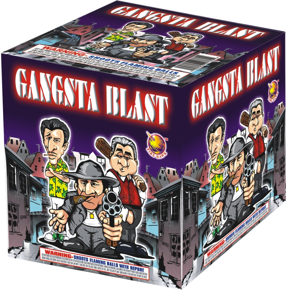 FB2076 Gangsta Blast