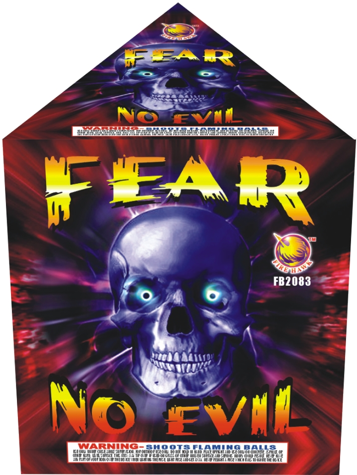 FB2083 FEAR NO EVIL
