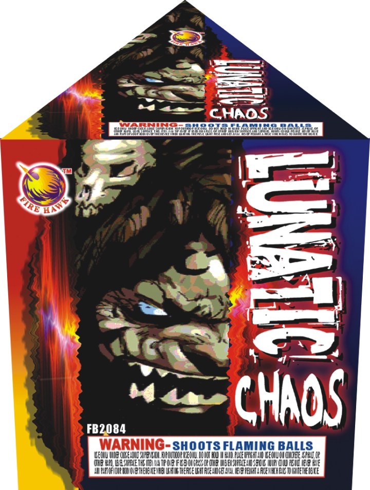 FB2084 LUNATIC CHAOS