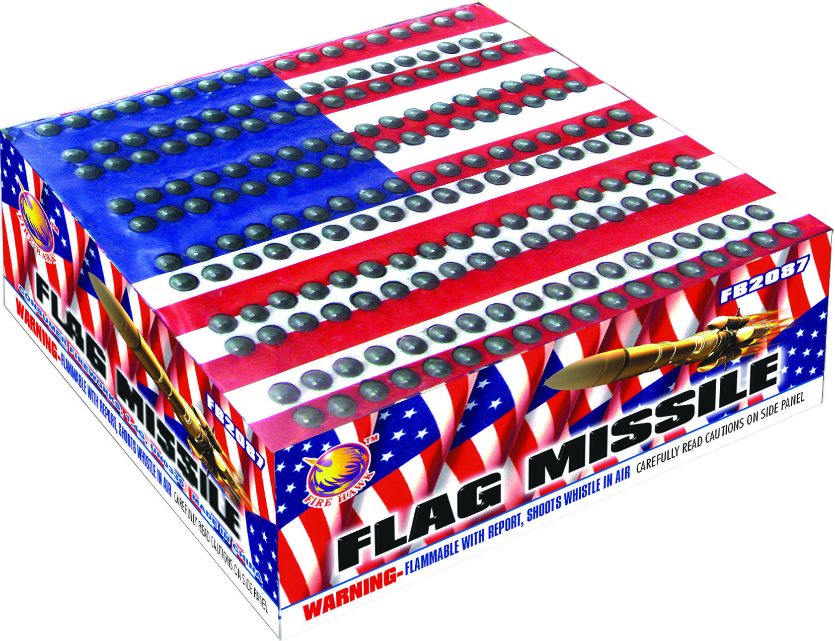 FB2087 Flag Missile