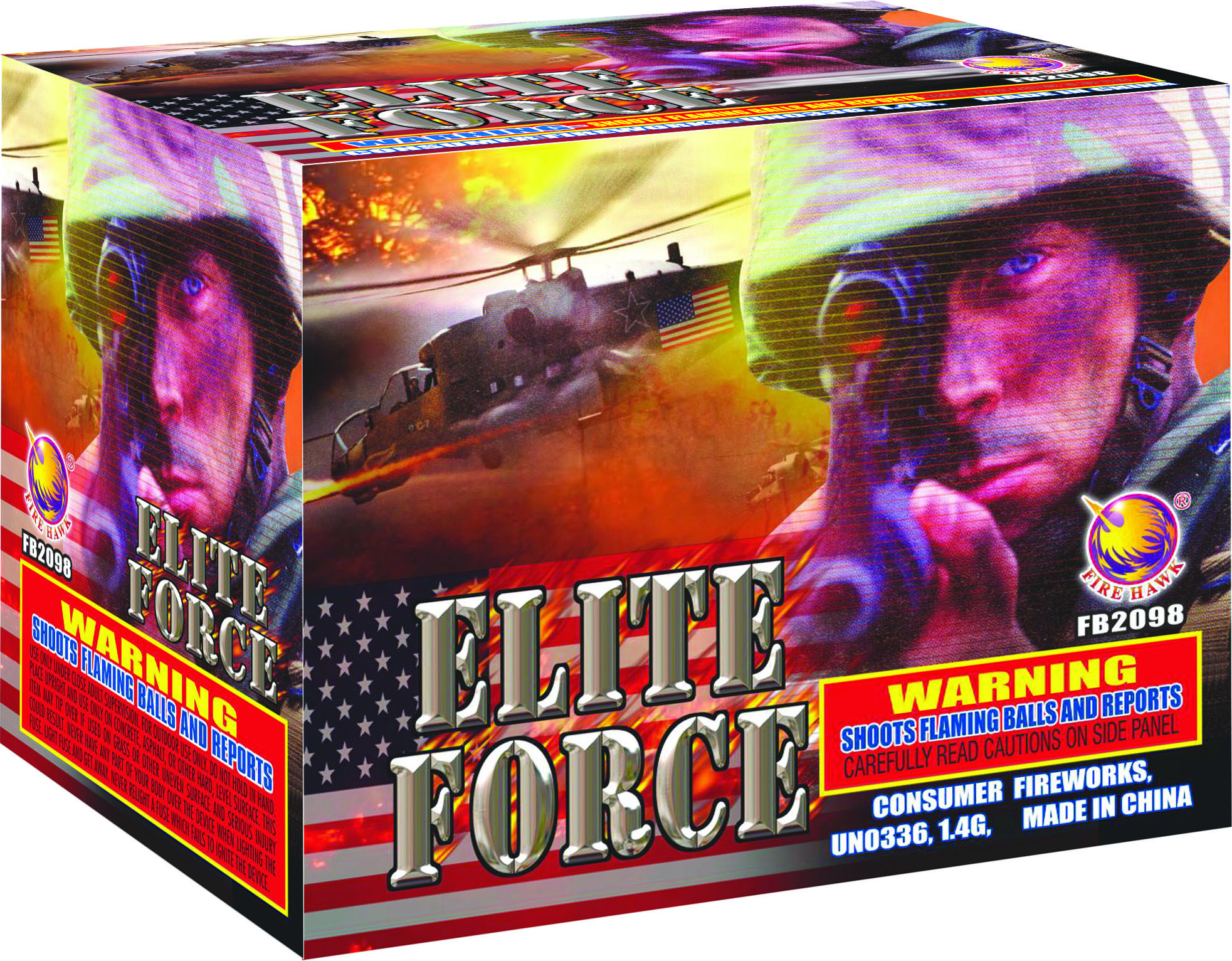 FB2098 Elite Force
