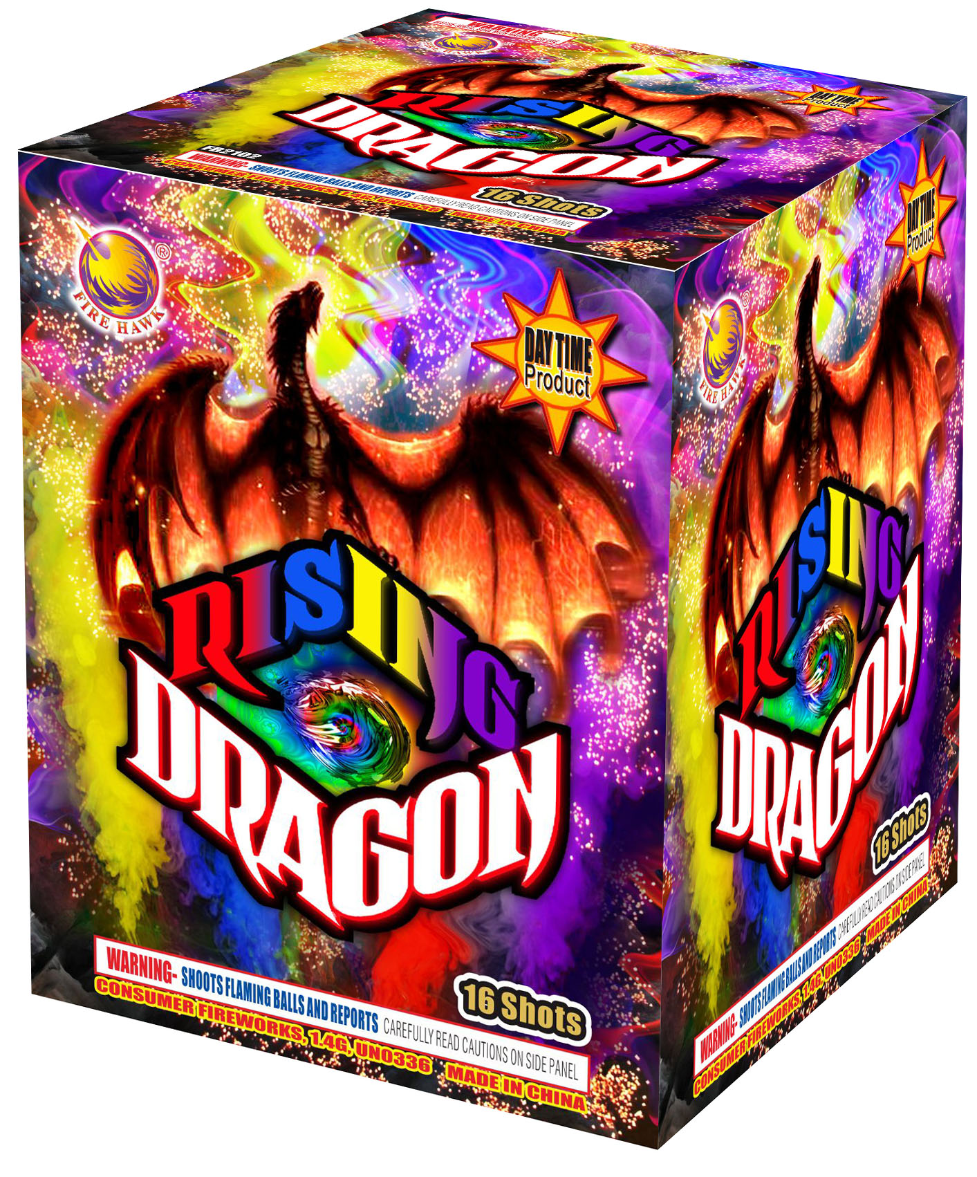 FB2101 Rising Dragon
