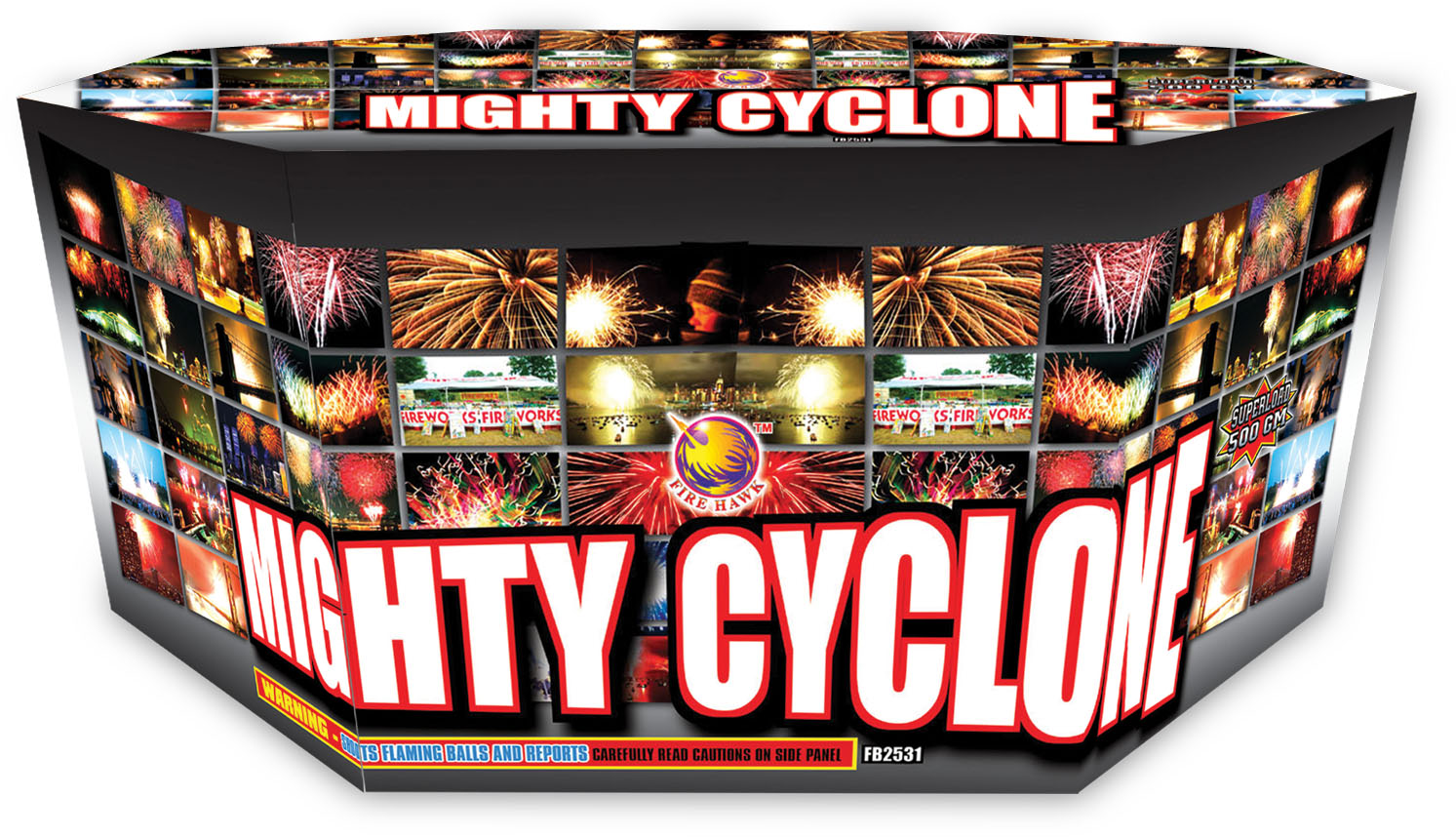 FB2531 Mighty Cyclone