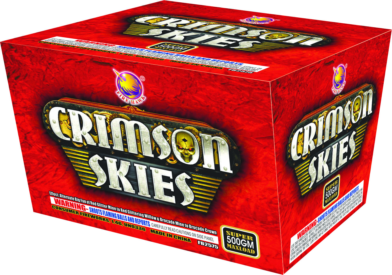 FB2575 Crimson Skies