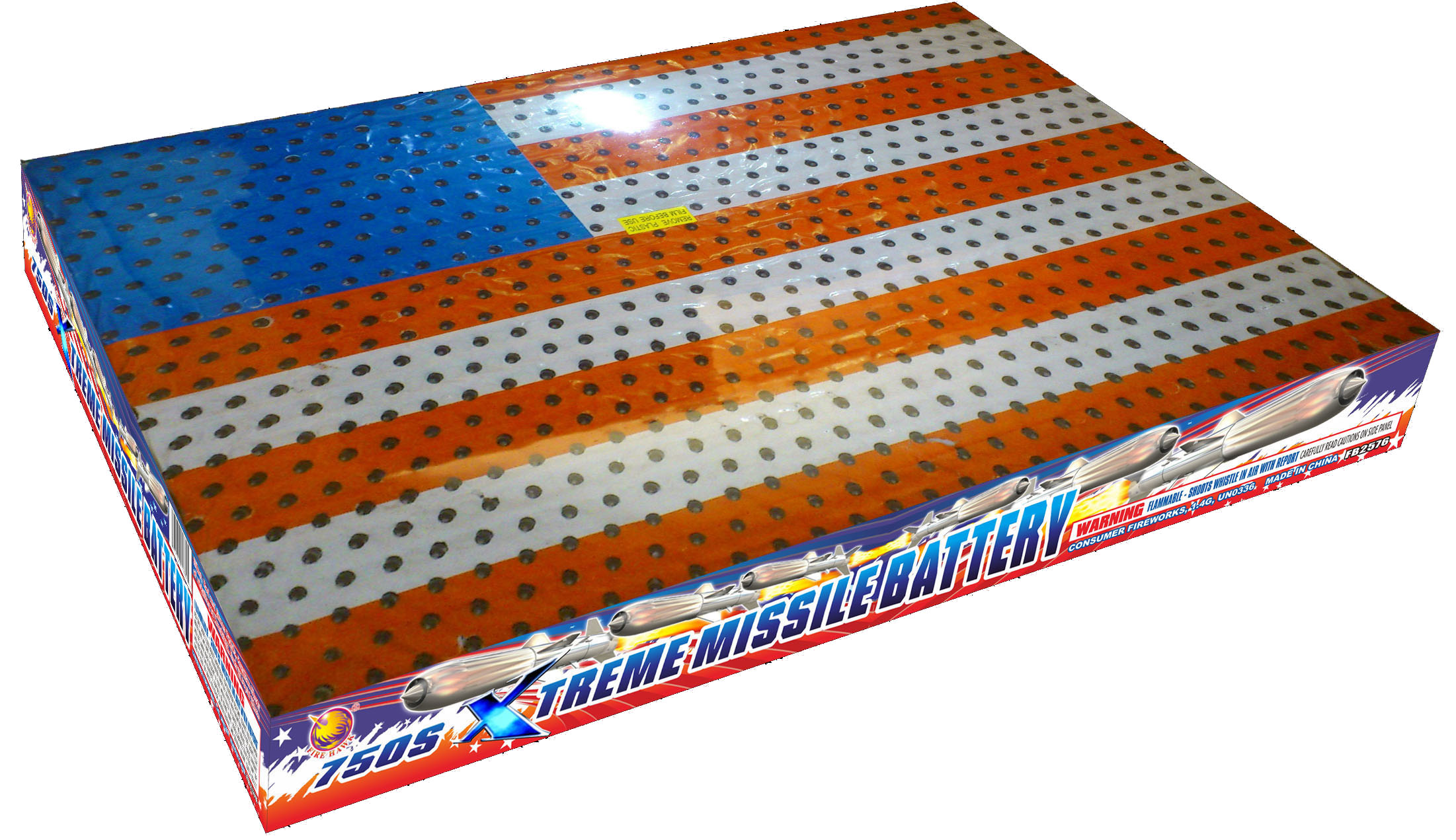 FB2576 750S Xtreme Missile Battery