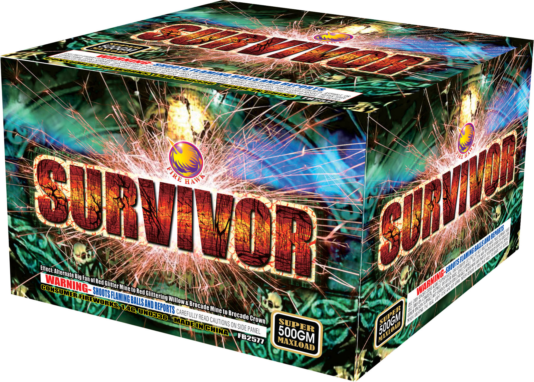 FB2577 Survivor