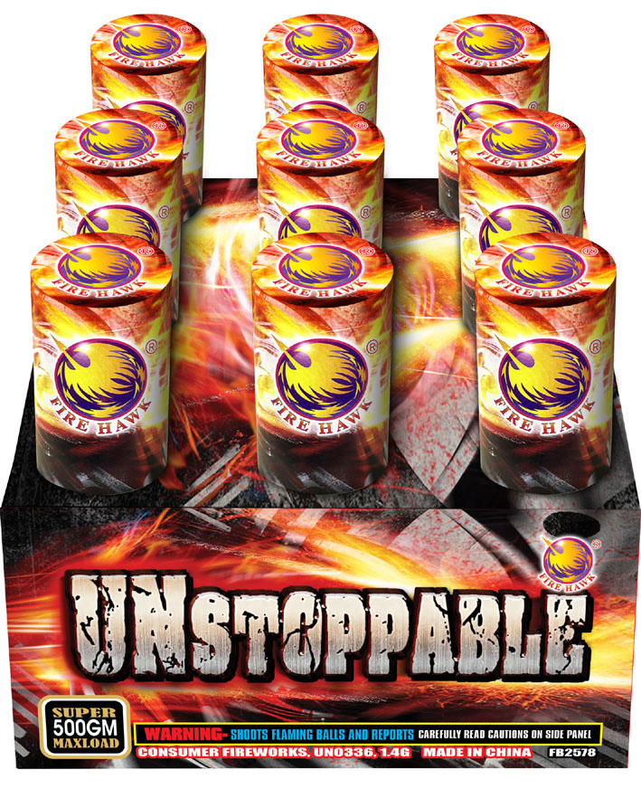 FB2578 Unstoppable