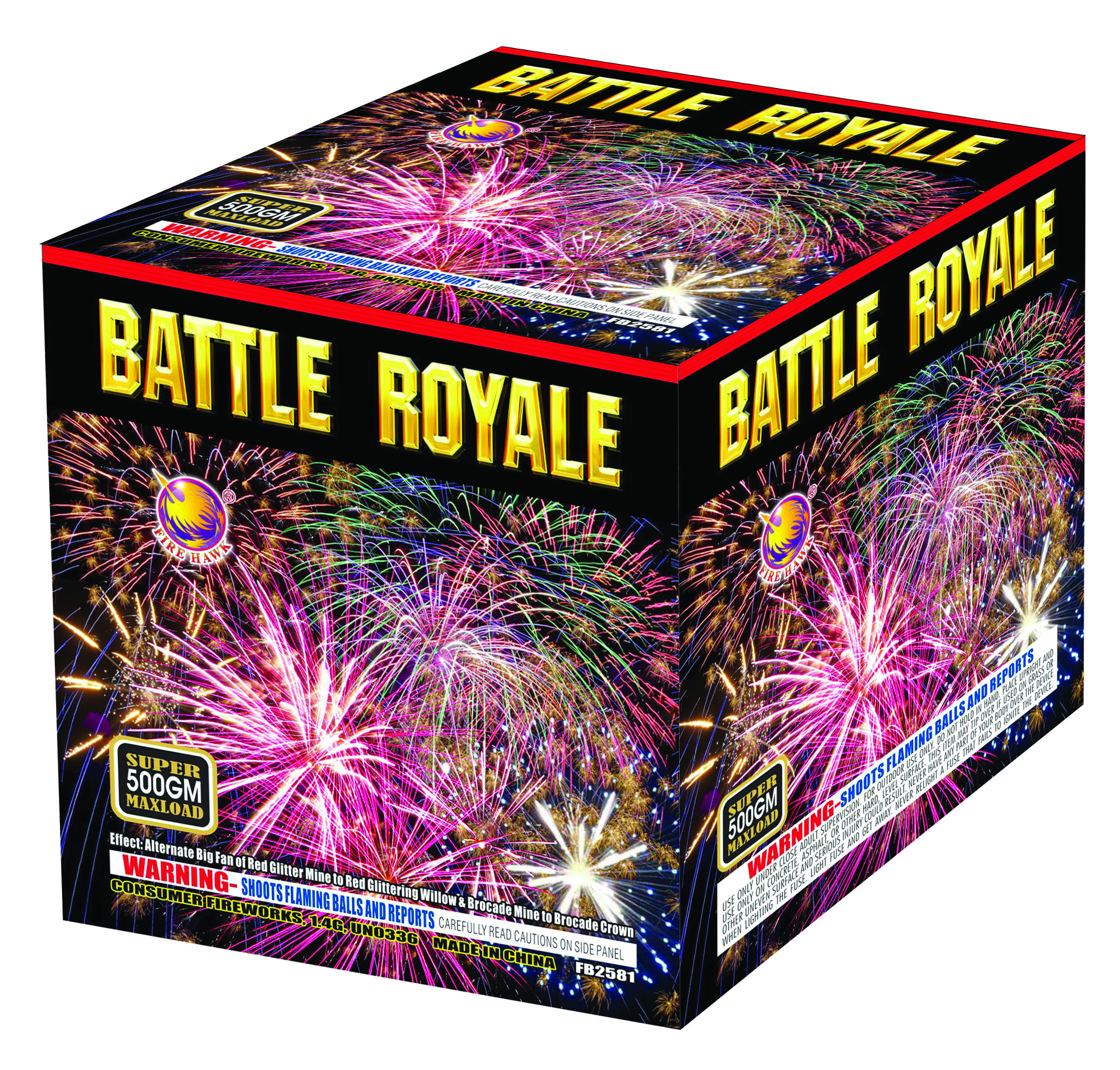 FB2581 Battle Royale