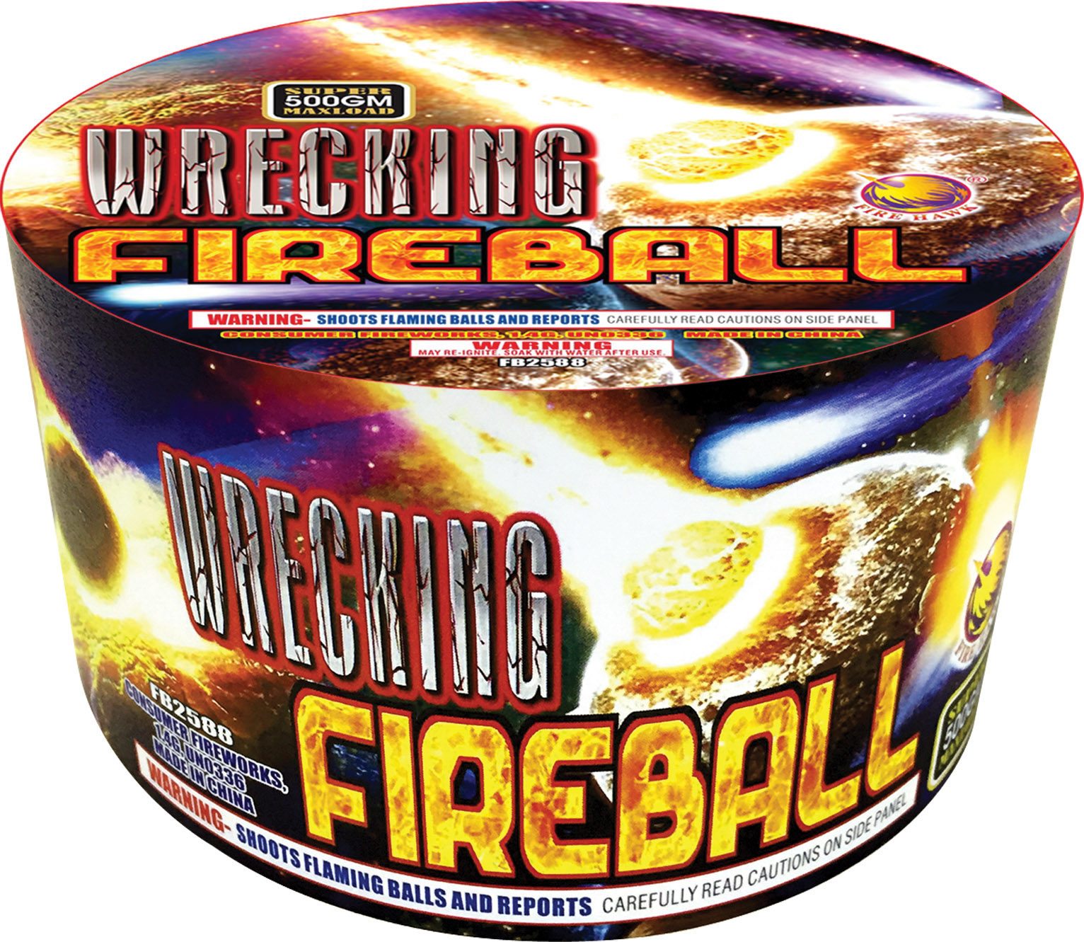 FB2588 Wrecking Fireball