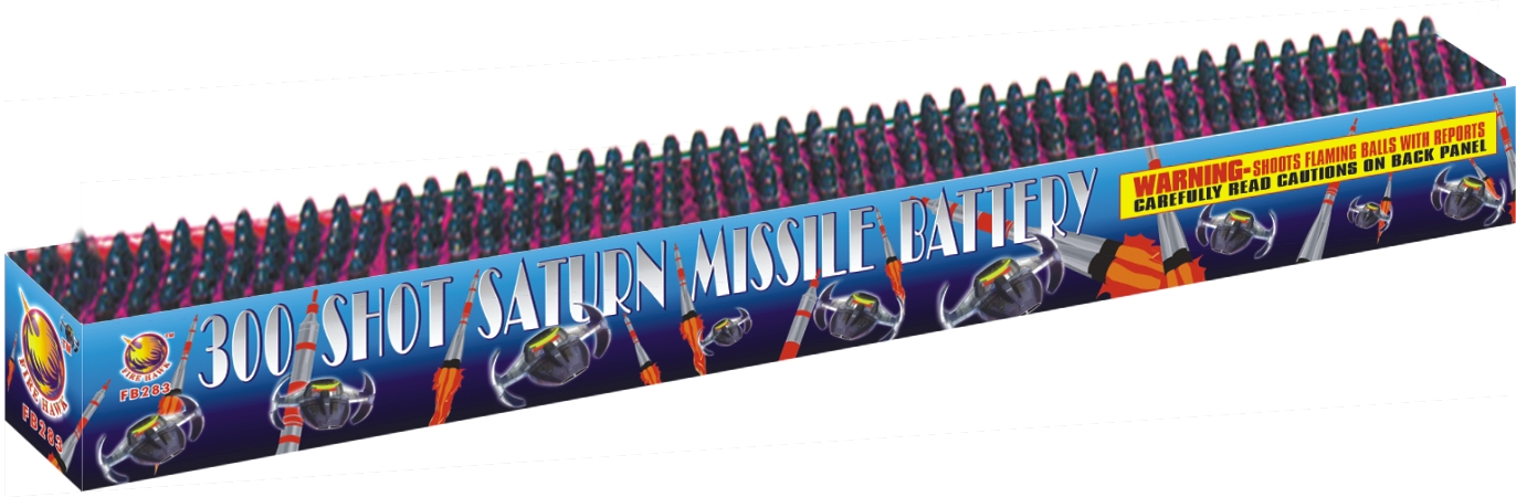 FB283 Saturn Missile Battery