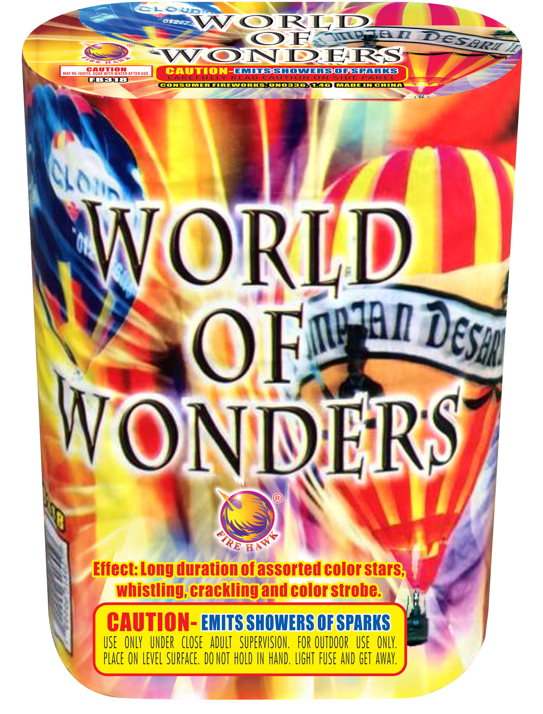 FB318 World Of Wonders