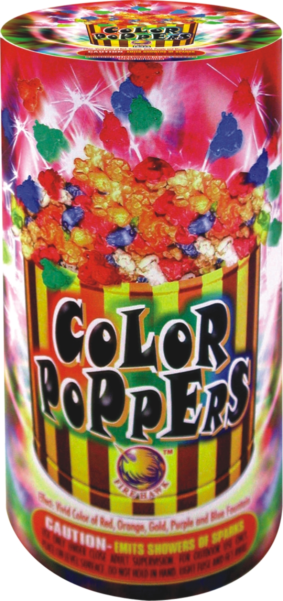 FB324 Color Poppers
