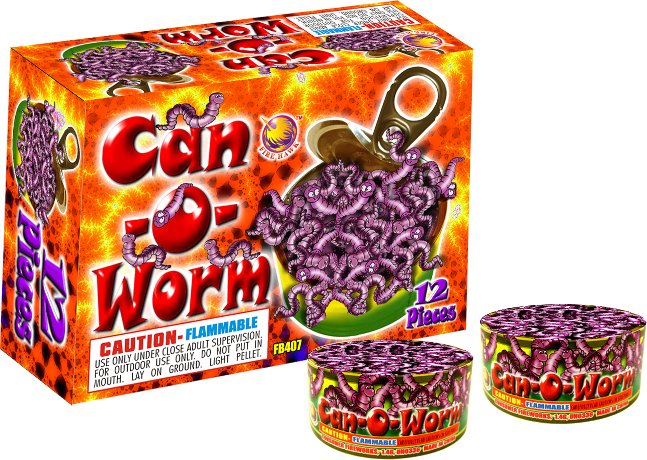 FB407 Can-O-Worm