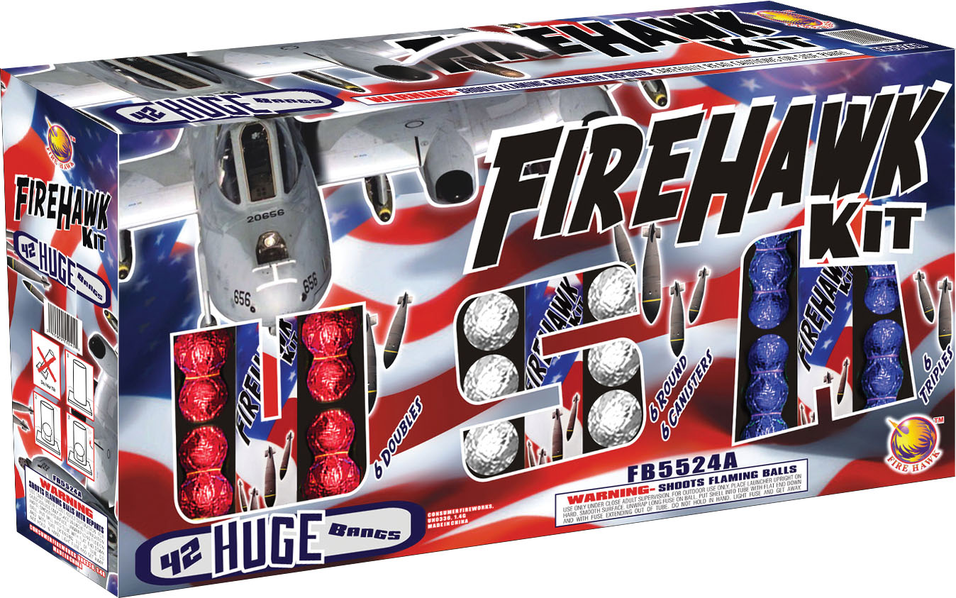 FB5524A Firehawk Kit