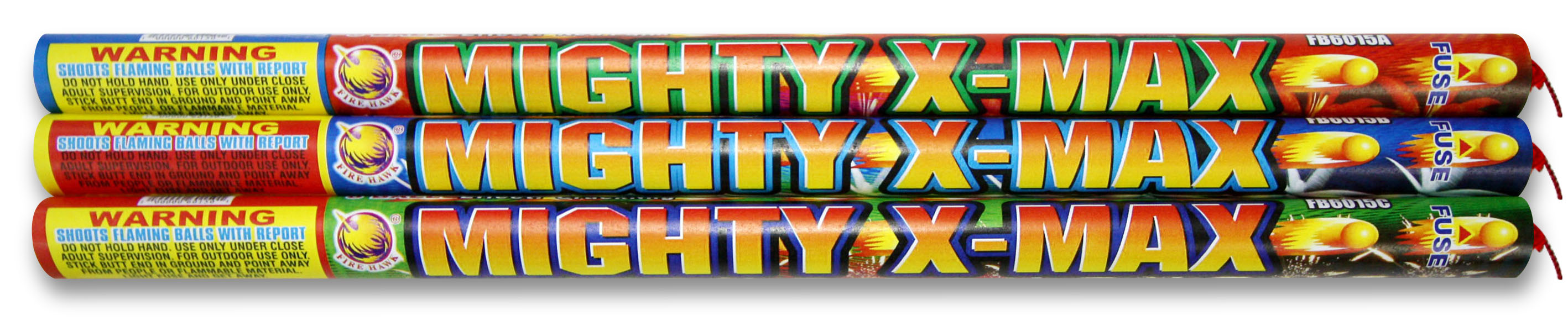 FB6015 Mighty X-Max