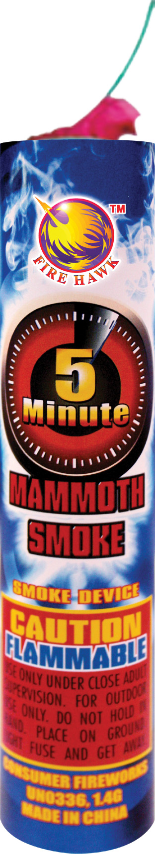 FB8523 5 Minute Mammoth smoke