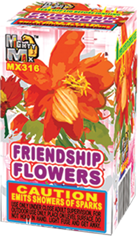 MX316 Friendship Flowers