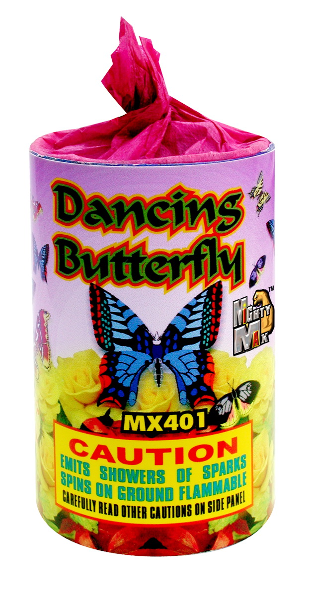 MX401 Dancing Butterfly