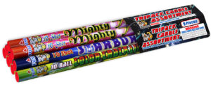 MX610-ASST Tripack Roman Candle Assortment