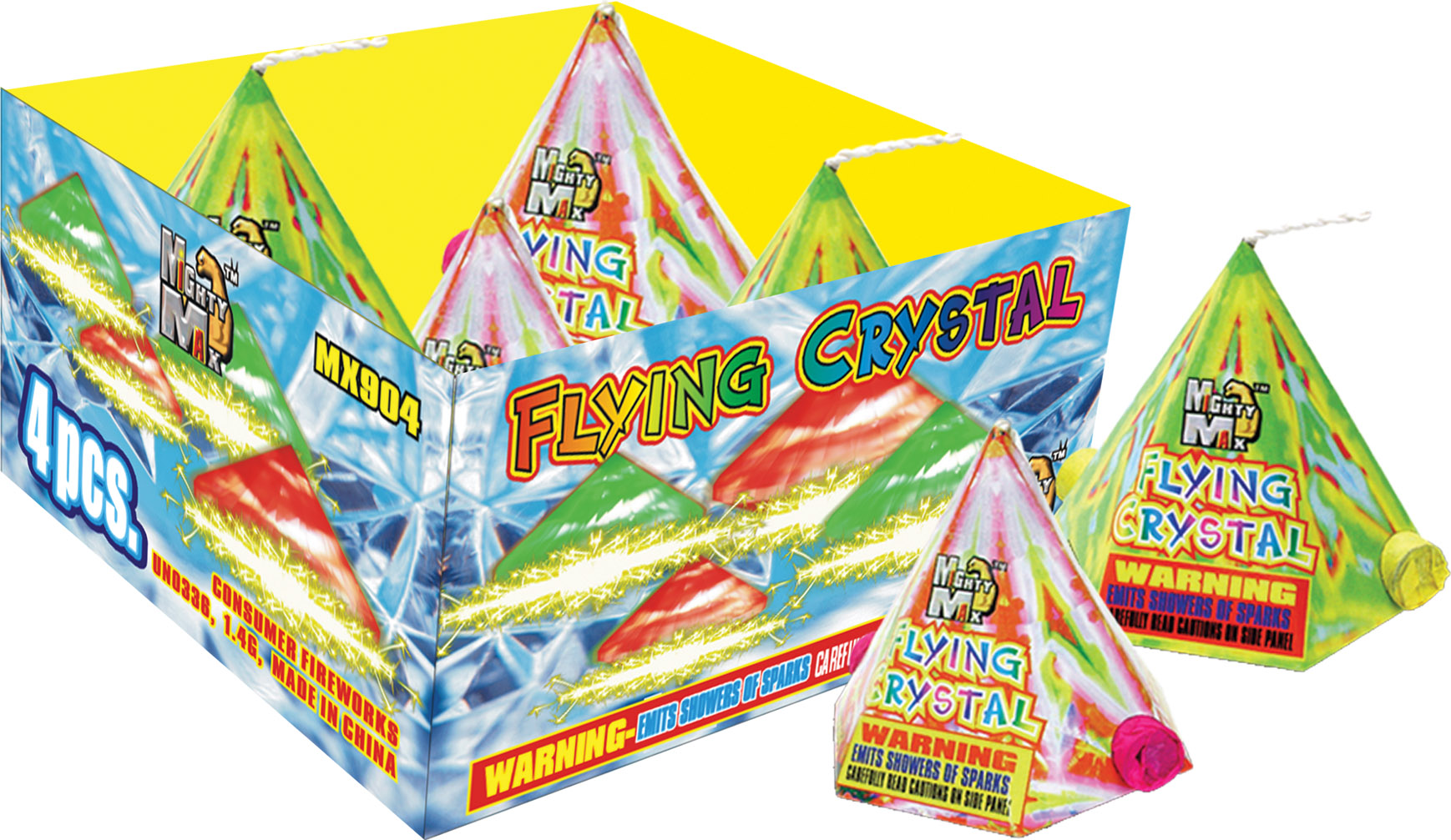 MX904 Flying Crystal