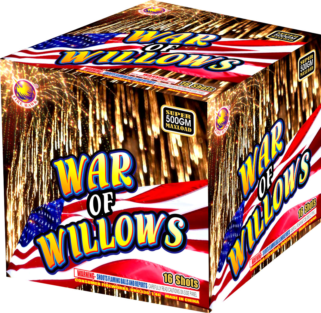FB2603 War of Willows