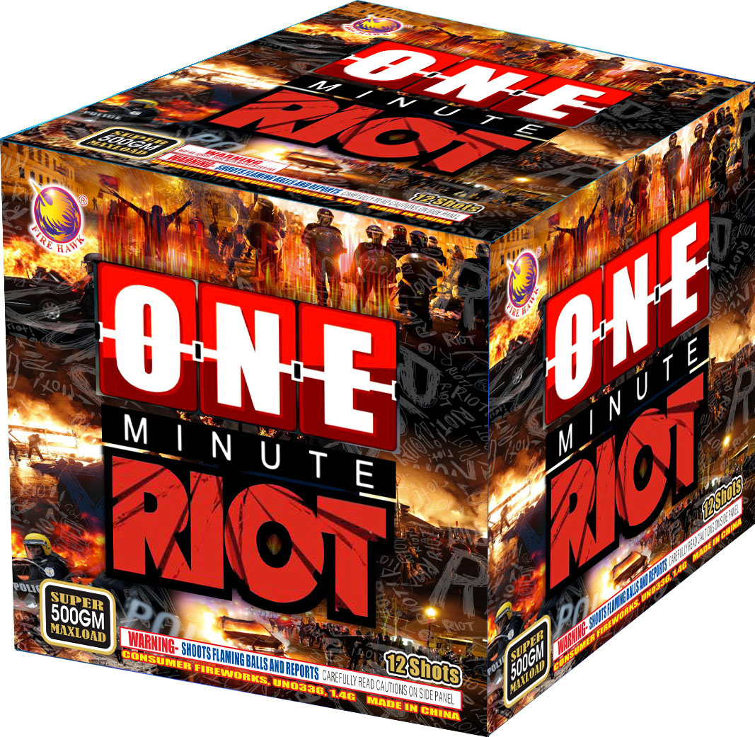 FB2605 One Minute Riot