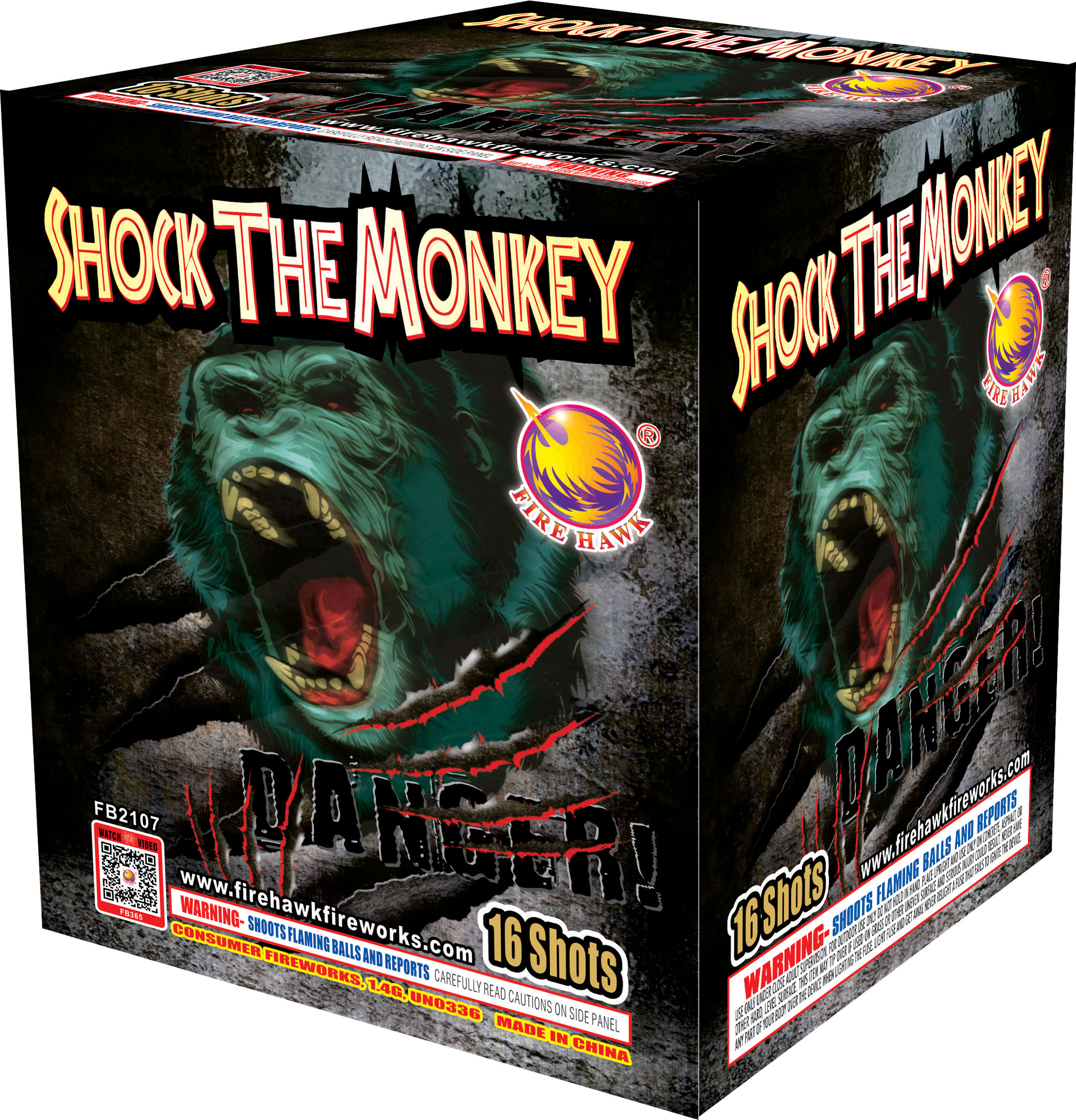 FB2107 Shock the Monkey