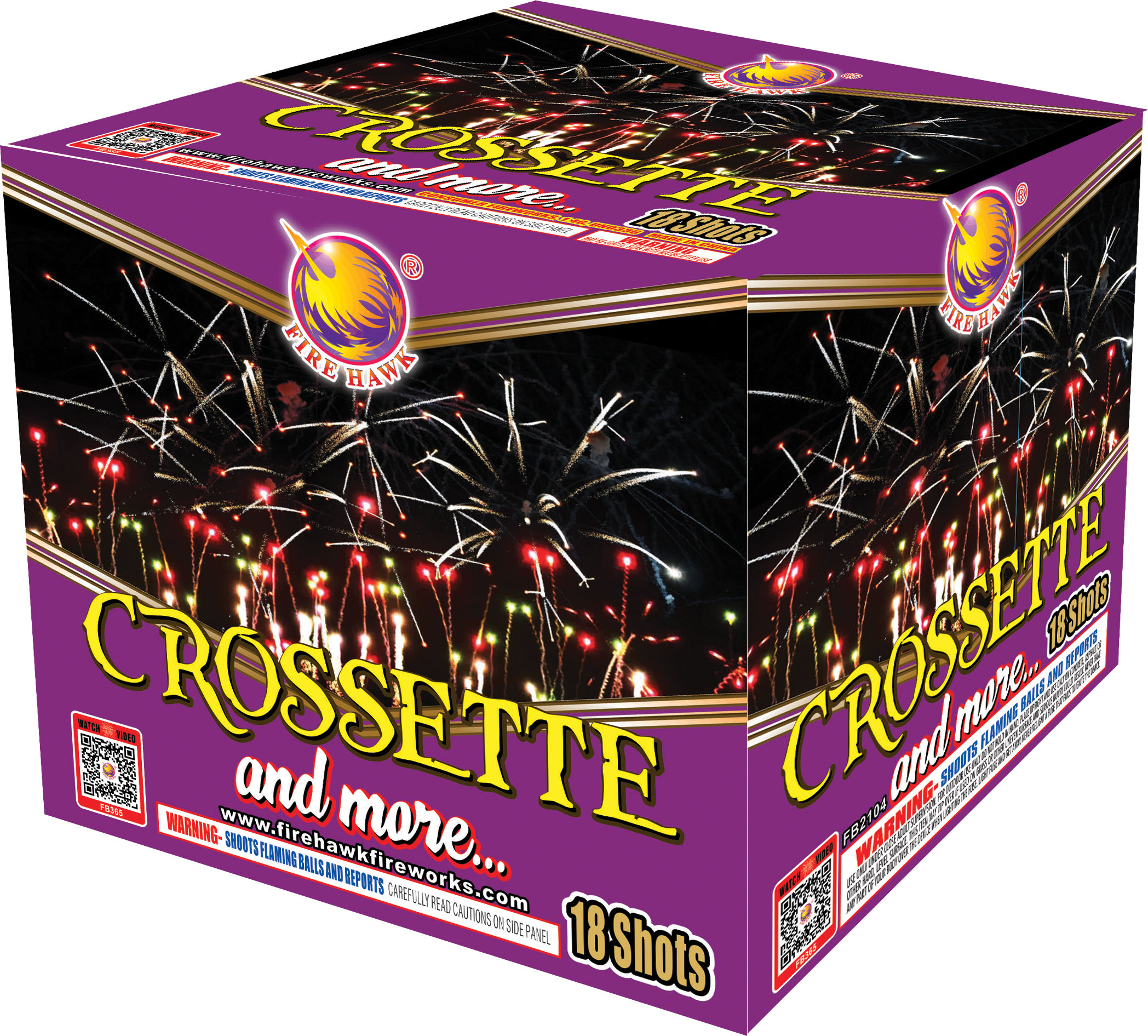 FB2109 Crossette and more