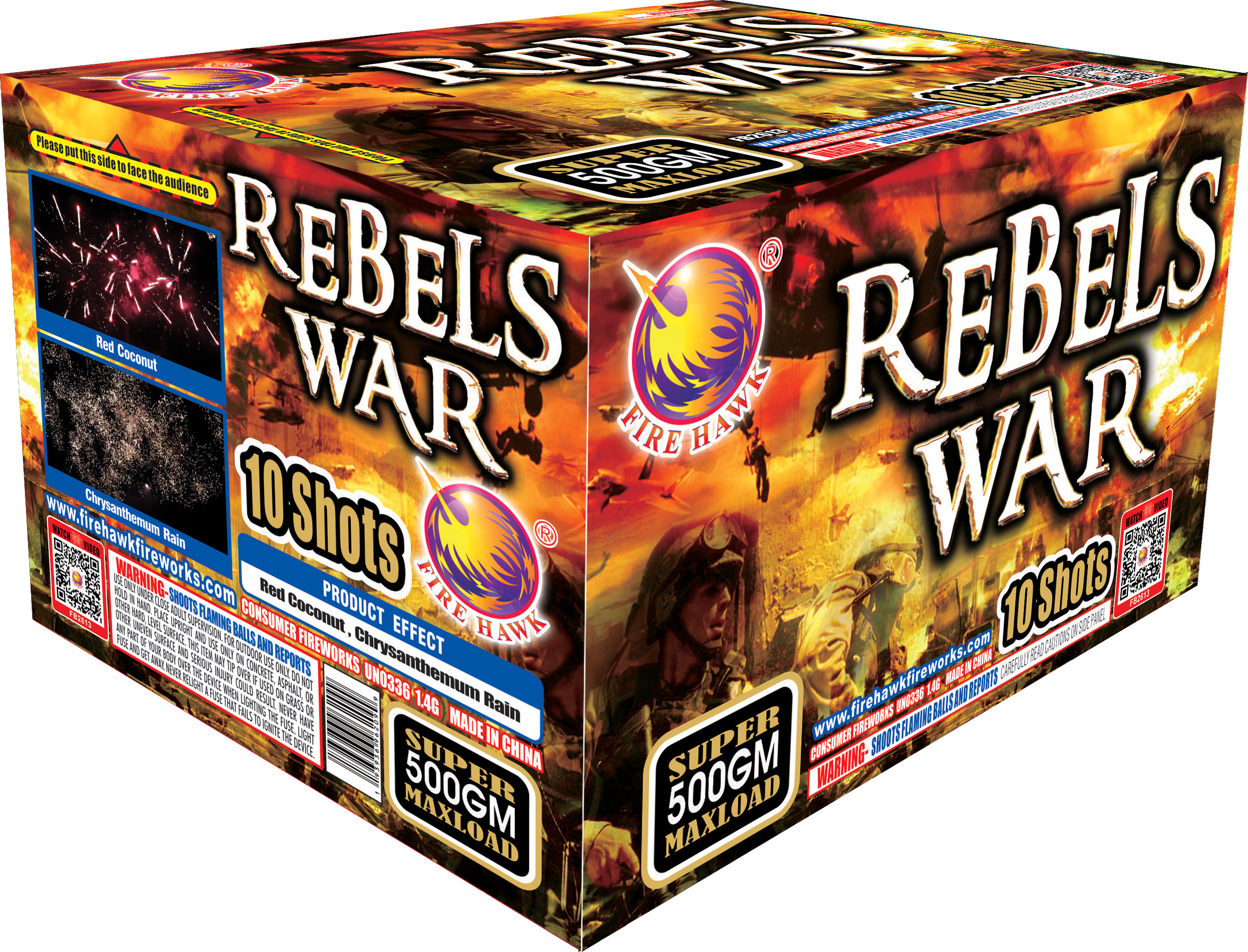 FB2613 Rebels War