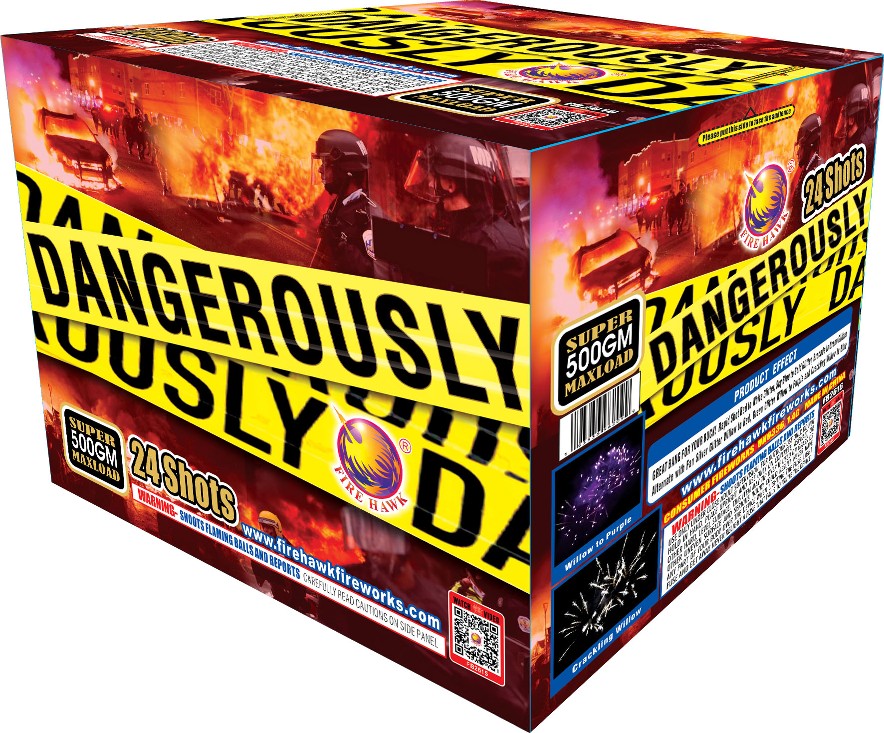 FB2616 Dangerously