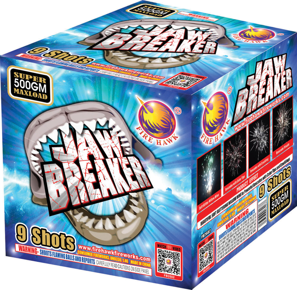 FB2602 Jaw Breaker
