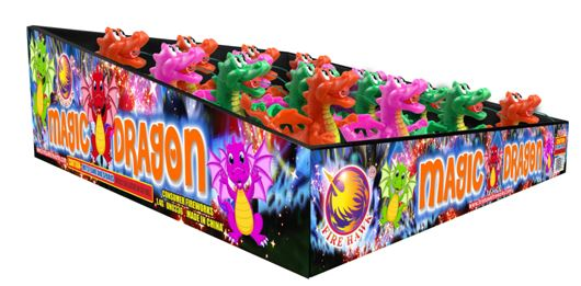 FB368 Magic Dragon with box