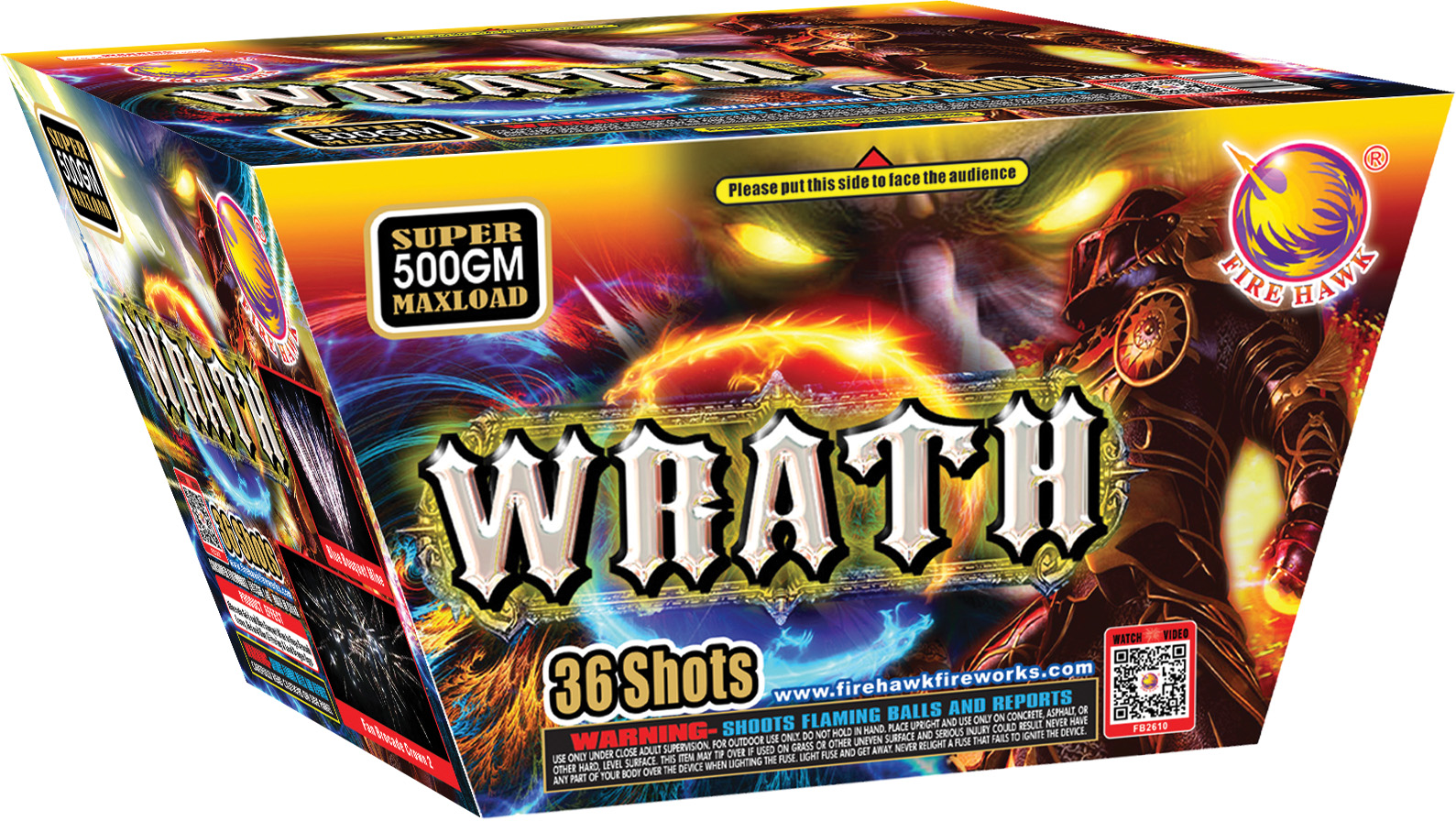 FB2567 Wrath