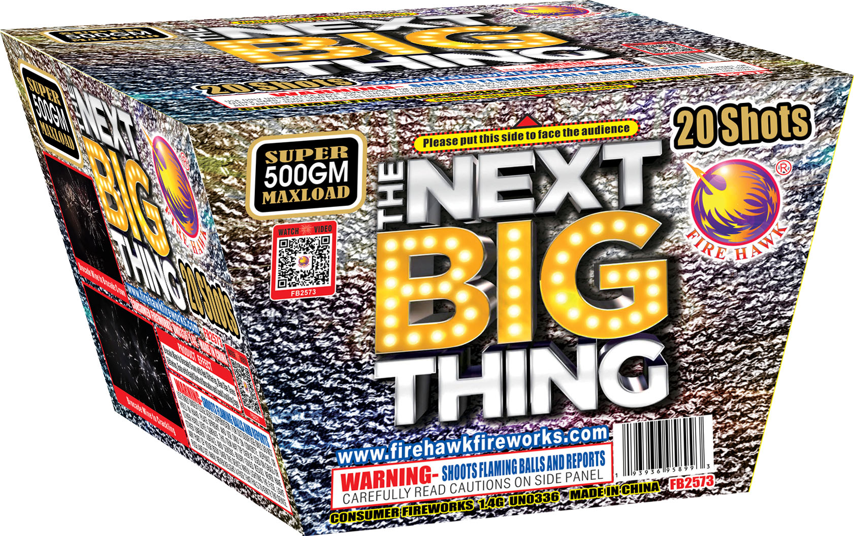 FB2573 Next Big Thing