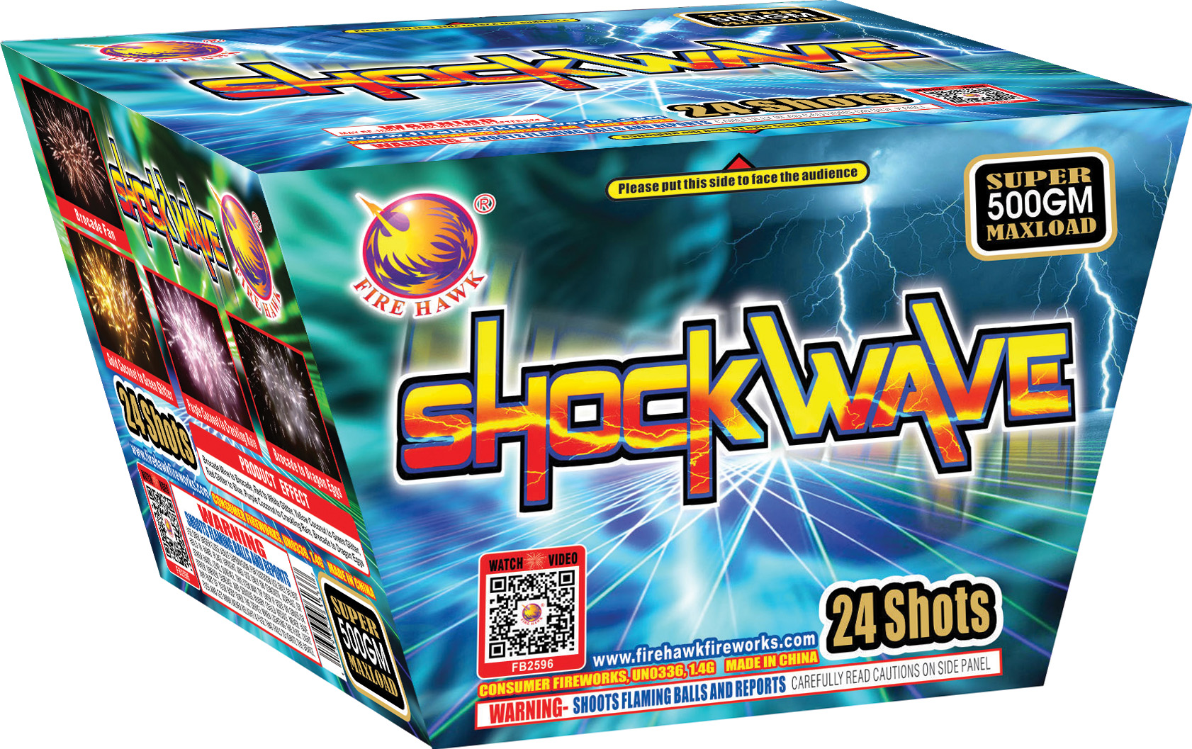 FB2596 SHockwave
