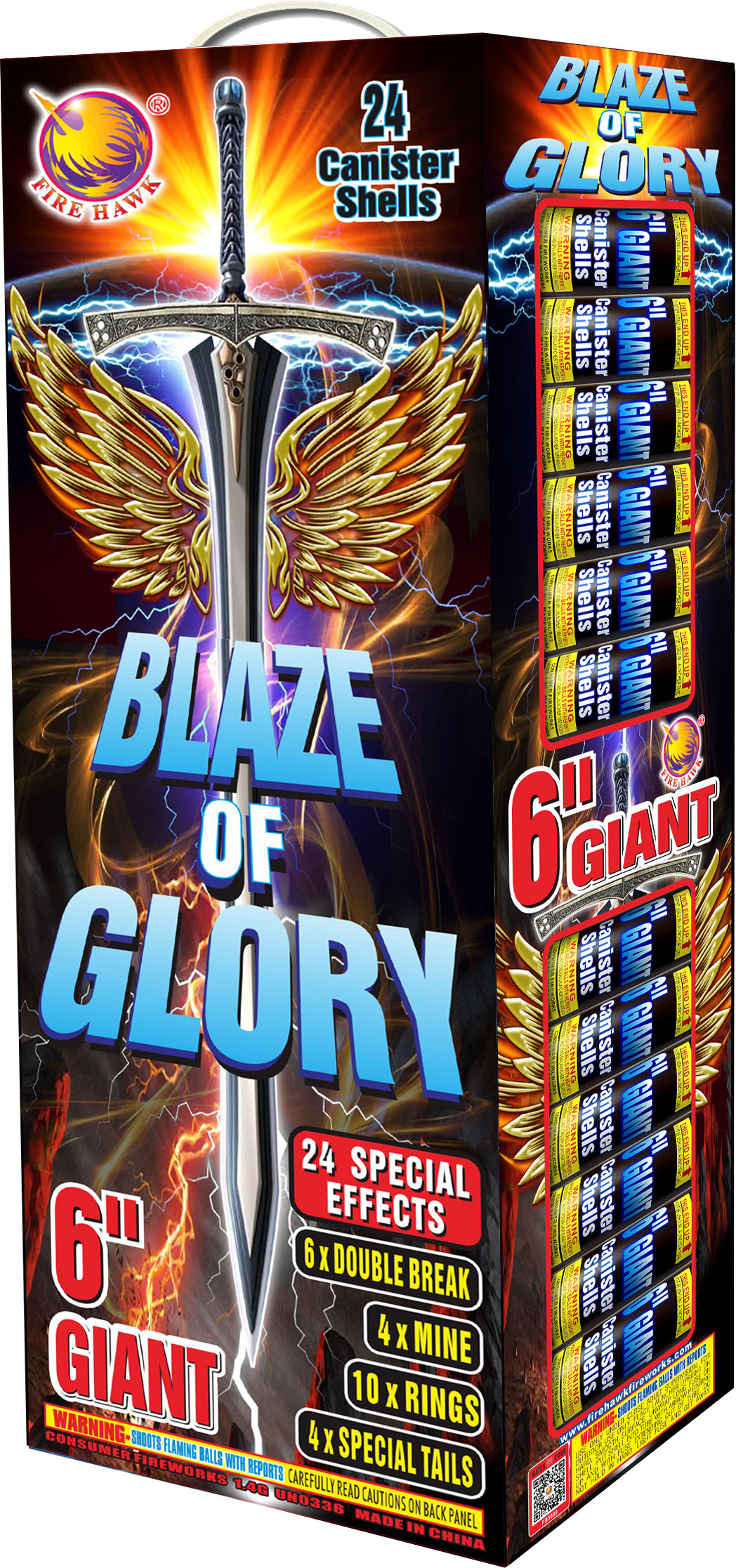 FB5700 Blaze of Glory