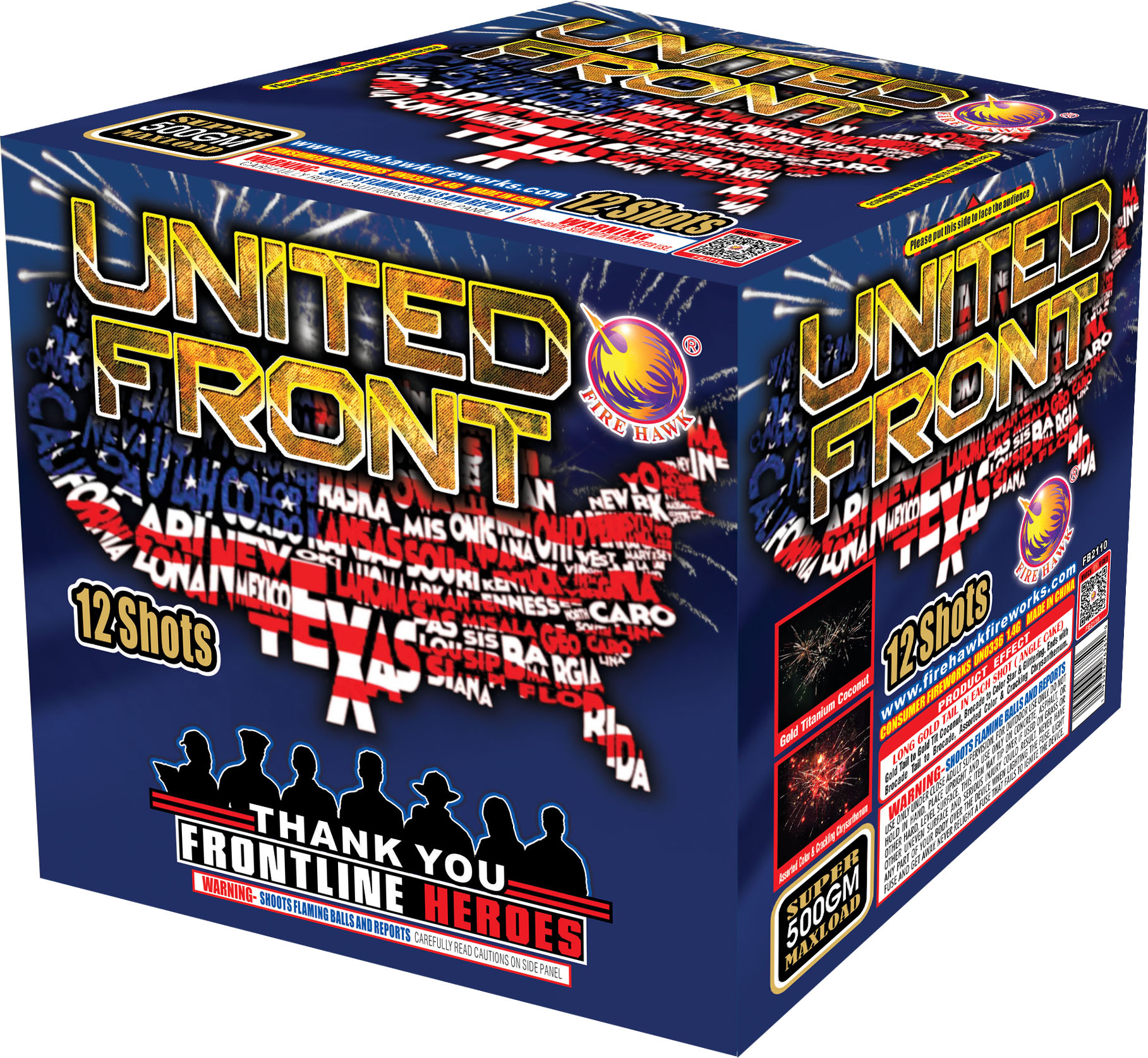 FB2110 United Front
