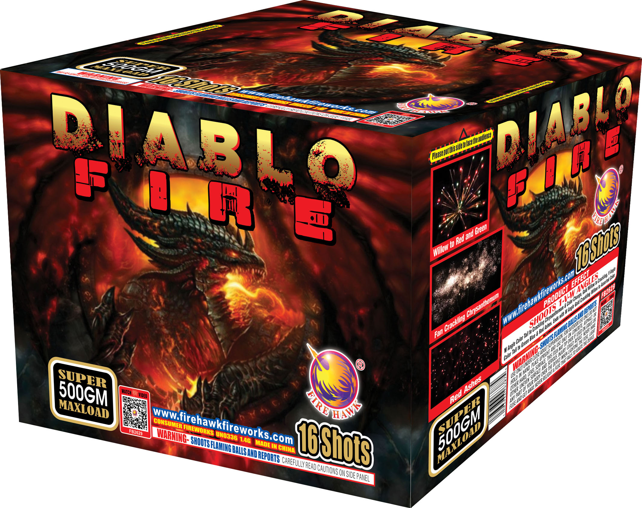 FB2629 Diablo Fire