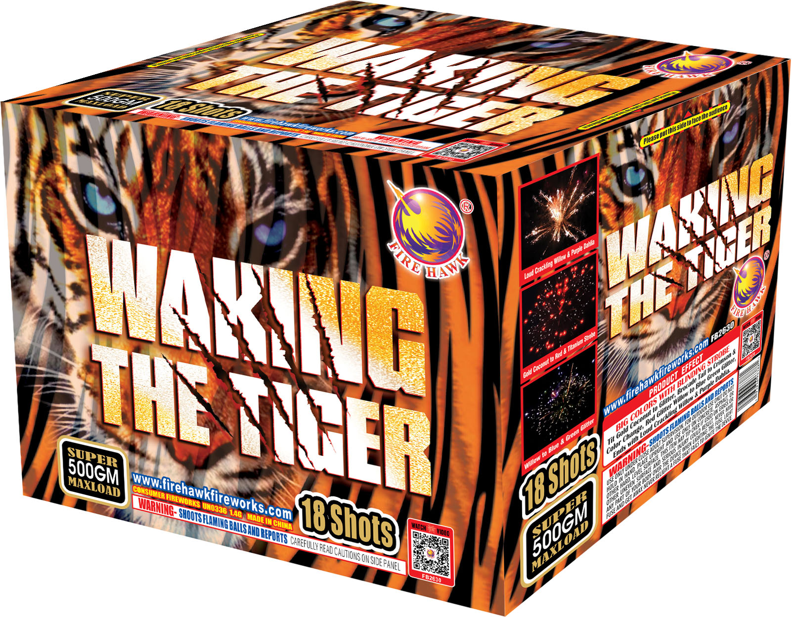 FB2630 Waking the Tiger